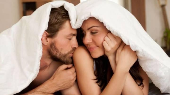 Типичный Половой Акт Влюблённой Пары