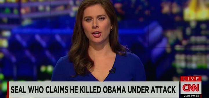 Морской котик убил Обаму