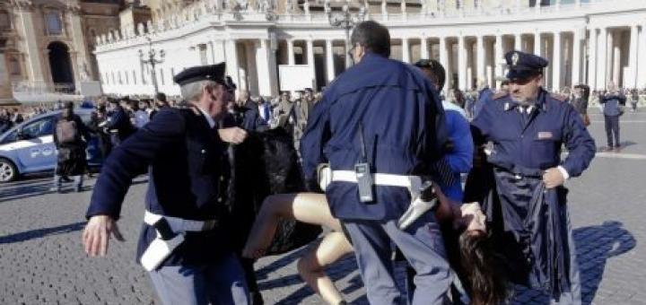 vatican-femen