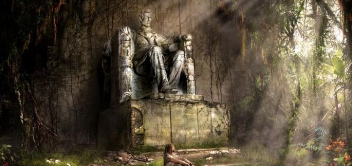 Статуя Вашингтона_аппокалипсис