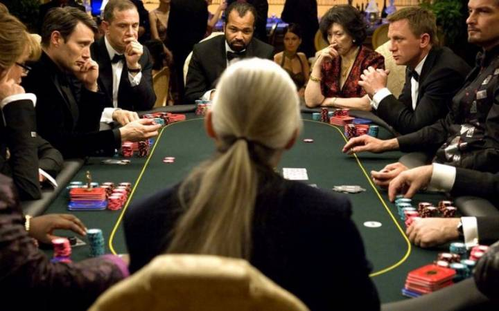 Писки мужик в казино