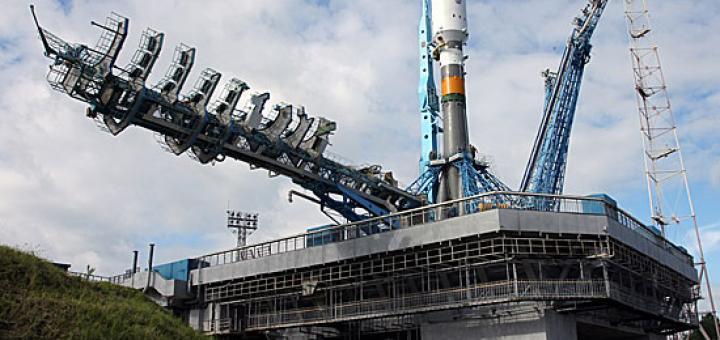 Ракета Союз Россия