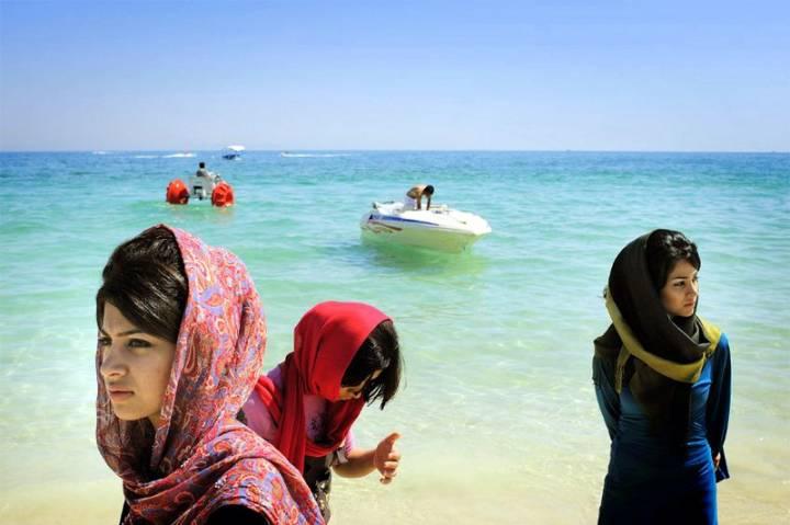 Иран отдых для иностранцев