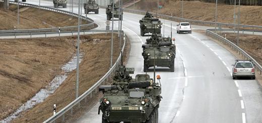 США НАТО Латвия