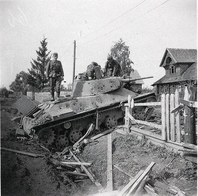 Забытый танк Т-50 - Русский Топ