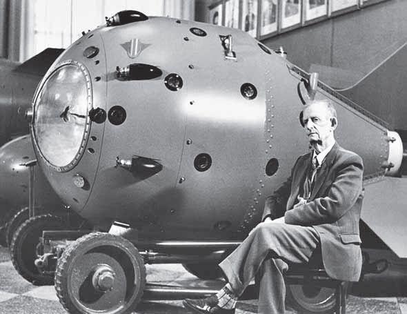 Отцы водородной бомбы Сахаров и Теллер? - газета