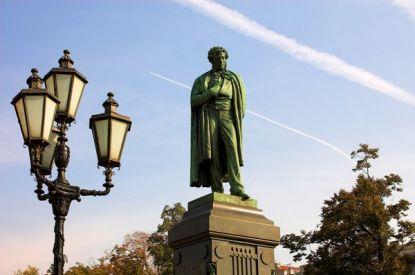 картинки памятник пушкину в москве