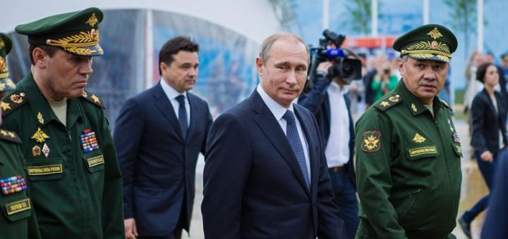 Страшные ракеты России