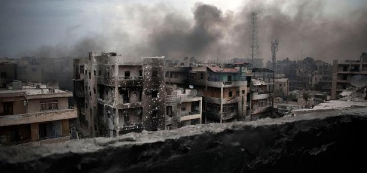 Сирия наступление на Идлиб