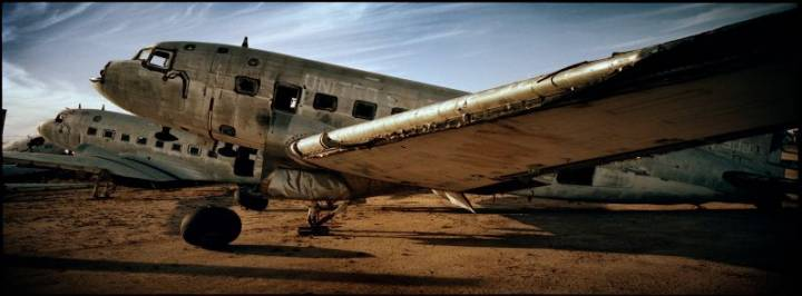 "Douglas C-47 Skytrain он же ""Дакота"""