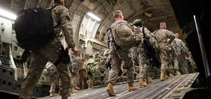 Армия в сапогах