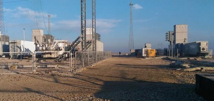 Газотурбинная электростанция запущена в Крыму
