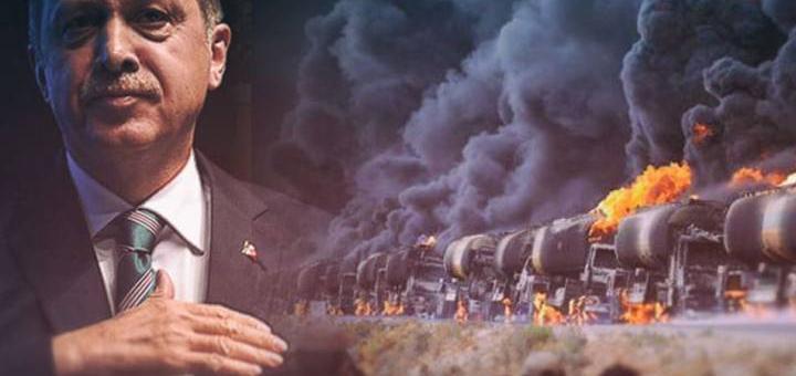 Большие проблемы маленького Эрдогана