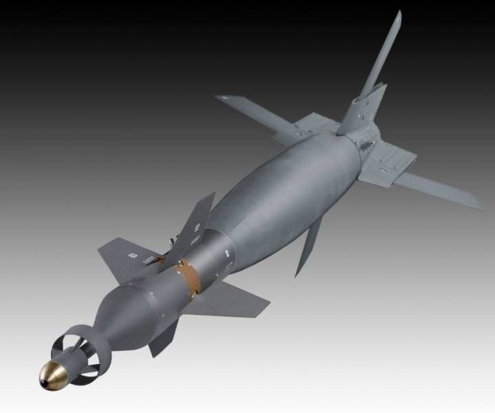 Paveway-II-Laser-Guided-Bomb-LGB