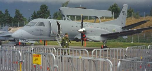Saab340AEW&C