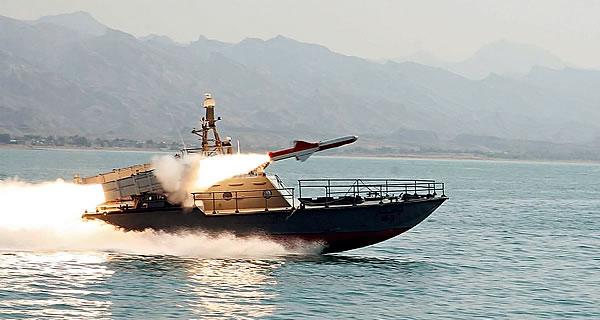 Иран катер ПКР