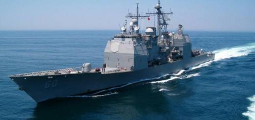 Развинченный флот Америки
