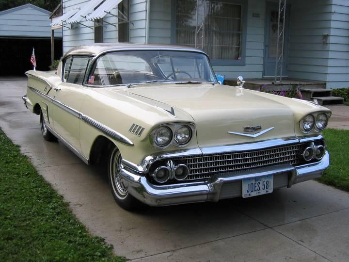 1958_Chevrolet_Impala