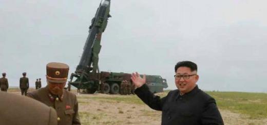 Успешный пуск ракеты Musudan