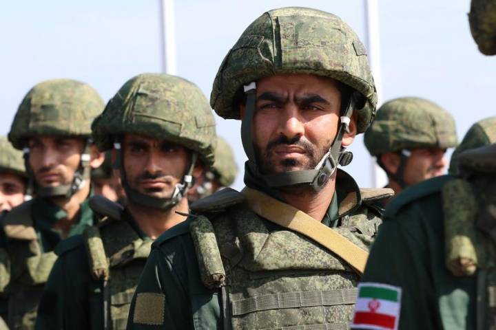 Морпехи Ирана