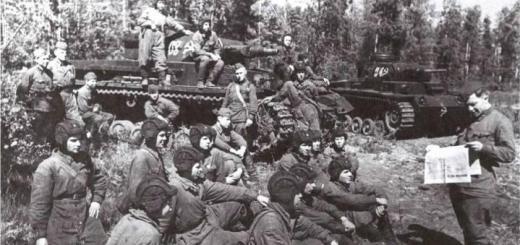 немецкие танки в РККА