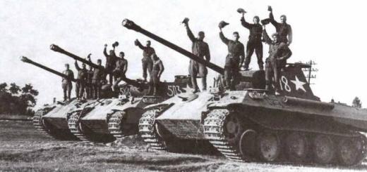 Лучший танк РККА