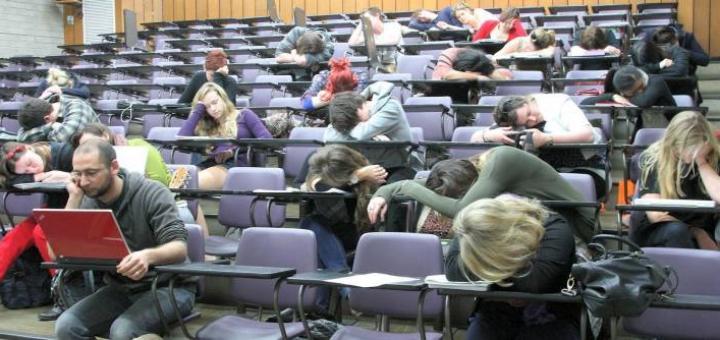 Тупые студенты