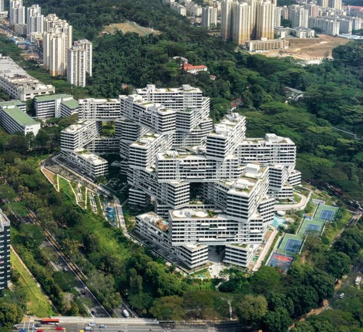 Чередование Сингапур