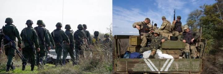 Армия vs ополчение