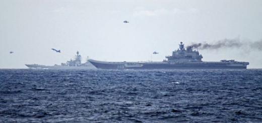 Британская пресса восхищается русским флотом