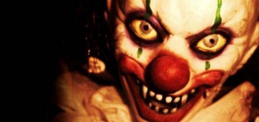 клоуны-убийцы в Купчино