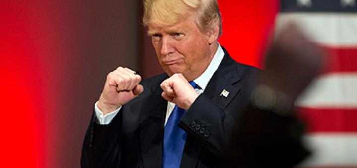 Трамп победил неизвестным науке образом