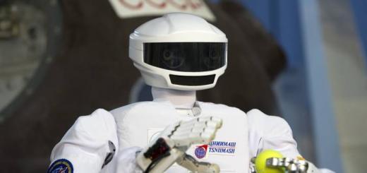 Русские роботы