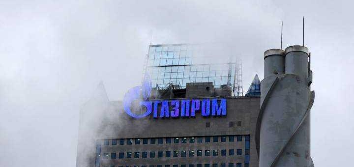 """""""Газпром"""" покидает Лондон"""
